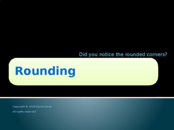 Rounding Decimals-Animated PowerPoint