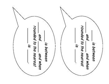 Rounding Decimals Card & Dice Game (VA SOL 5.2)