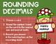 Rounding Decimals {Christmas - Elf}