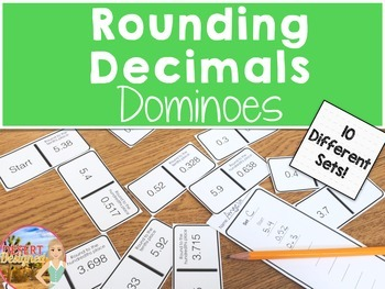 Rounding Decimals Dominoes