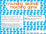 Rounding Decimals Game