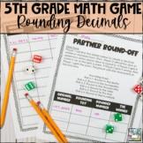 Rounding Decimals - 5th Grade Math Game - Decimal Rounding Practice