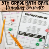 Rounding Decimals Game - 5th Grade