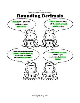 Rounding Decimals INB TEKS 5.2C