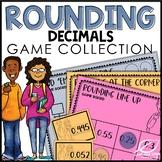 Rounding Decimals Game Pack