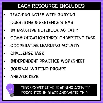 Rounding Decimals: Math Learning Bundle