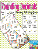 Rounding Decimals Memory Matching Game