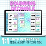 Rounding Decimals Practice for Distance Learning