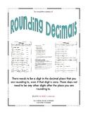 Rounding Decimals with Precision