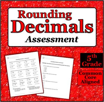 Rounding Decimals Quiz