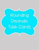 Rounding Decimals Taskcards