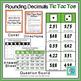Rounding Decimals Tic-Tac-Toe Game