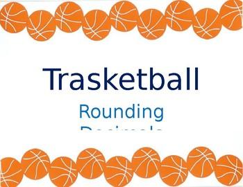 Rounding Decimals Trasketball