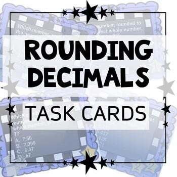 Rounding Decimals Virginia SOL Grades 4 and 5