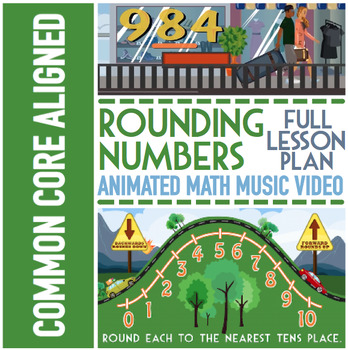 Rounding Decimals & Whole Numbers Worksheets | Lesson Plan