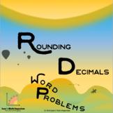 Rounding Decimals: Word Problems