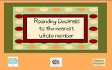 Rounding Decimals to the Nearest Whole Number