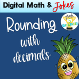 Rounding Digital Activity with Jokes for Kids