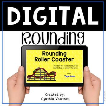 Rounding Digital Activity with Google Slides