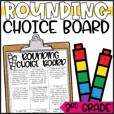 Rounding to nearest 10 and 100 Enrichment Activities - Mat
