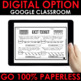 Rounding Exit Tickets (Differentiated For Grades 3-5)