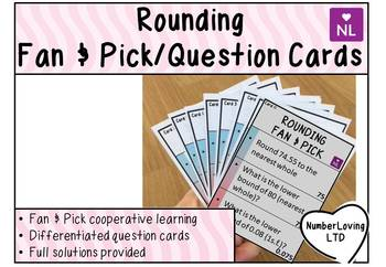 Rounding (Fan and Pick Cooperative Learning)
