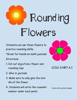 Rounding Flowers