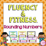 Rounding Numbers Fluency & Fitness Brain Breaks