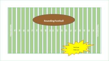Rounding Football