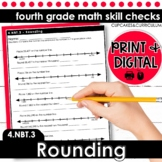 Rounding   Fourth Grade Math 4.NBT.3