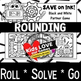Rounding GAME: 4th Grade 4.NBT.A.3:  Round Multi-Digit Who