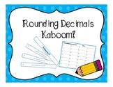 Rounding Decimals Game { Math Center }