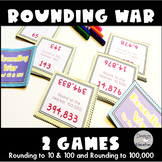 Rounding Game War