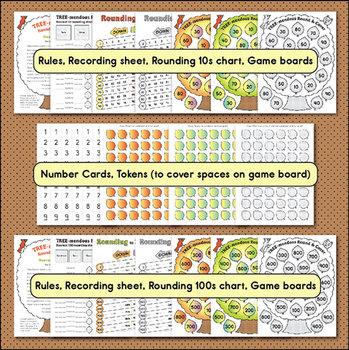 Rounding Games
