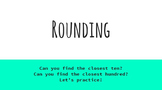 Rounding Google Slides Presentation