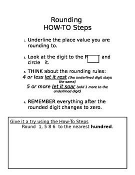 Rounding How To