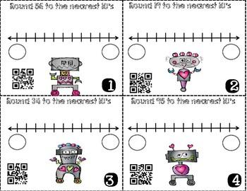 Rounding- I Love Robot Rounding!