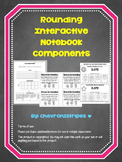 Rounding Interactive Notebook Components