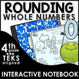 Rounding Interactive Notebook Set