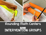 Rounding  Math Centers