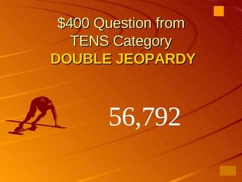 Rounding Jeopardy
