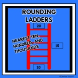 Rounding Ladders to Nearest 10 and Nearest 100 #fallfestival21