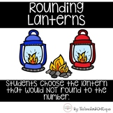 Rounding Lanterns: Rounding Numbers to the Nearest Ten and