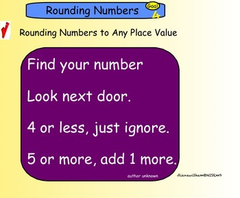 Rounding Large Numbers/Place Value Review