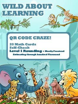 Rounding Level 01 - QR Codes