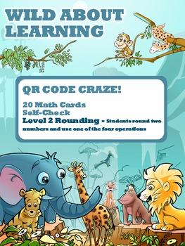 Rounding Level 02 - QR Code