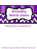 Rounding Match Game