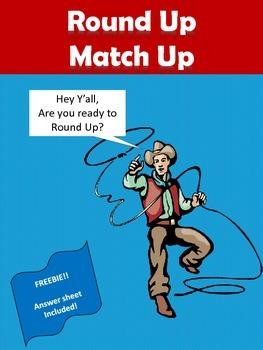 Rounding Match Up