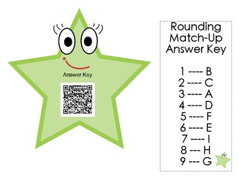 Rounding Match-Up: Up to hundred thousand(Common Core MACC.3.NBT.1.1)