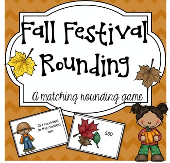 Rounding Math Center Game
